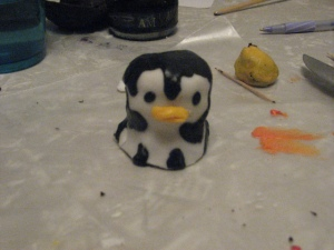 Gary The Fakezipan Penguin